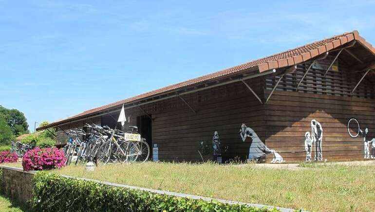 Station Vélo de Créon