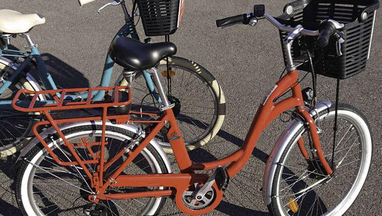 Louez un vélo avec Vélocation