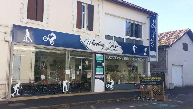Loueur et réparateur Wheeling-Shop By Ludo