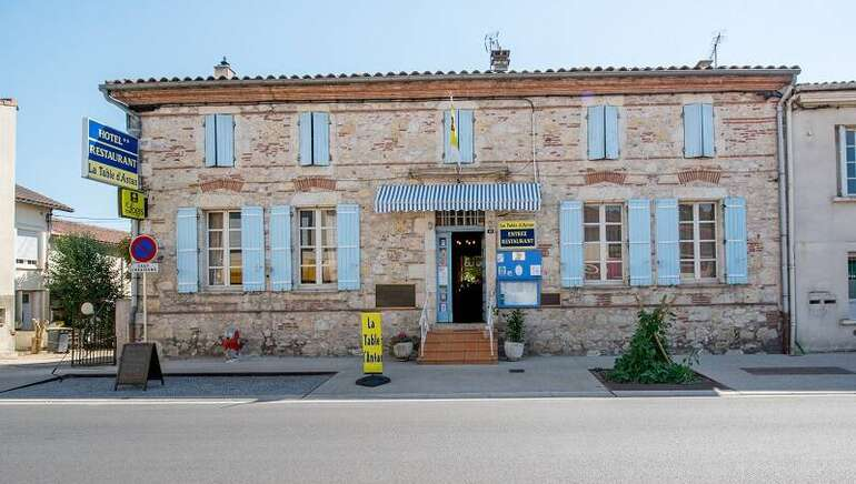 La Table d'Antan Hôtel-Restaurant