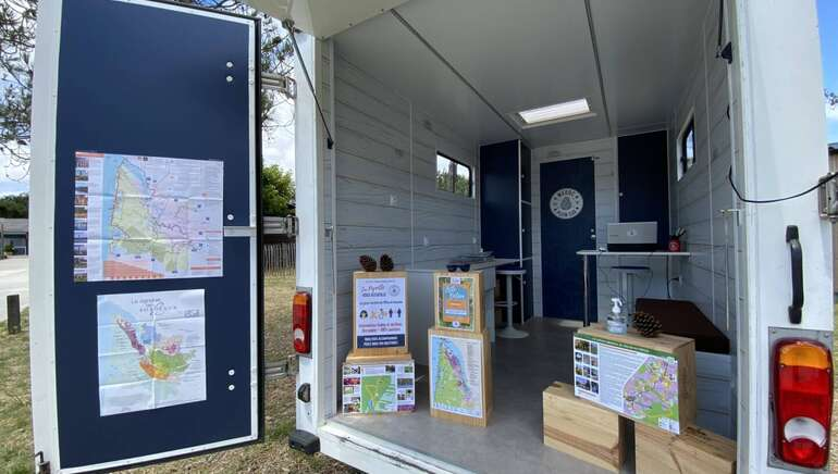 Bureau d'Information Touristique La Pignotte au Porge-Océan