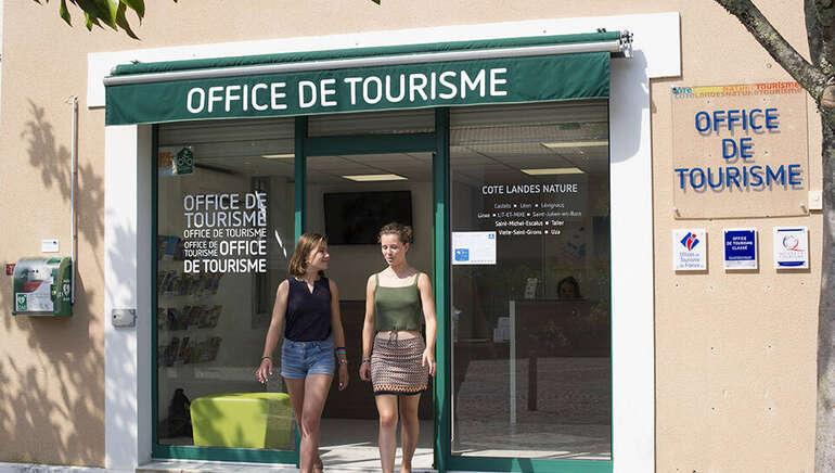 Côte Landes Nature Tourisme - Bureau d'Information Touristique de Lit et Mixe
