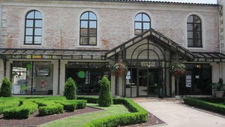 Bureau d'information touristique du Val de Garonne à Tonneins