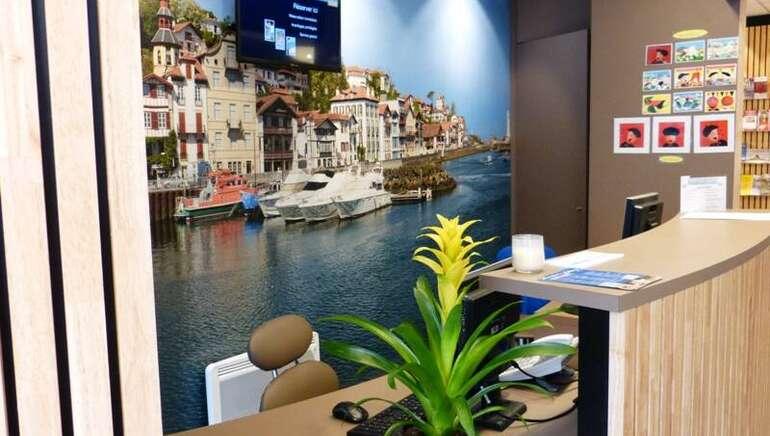 Bureau d'Accueil Touristique  de Ciboure - Office de Tourisme Pays Basque