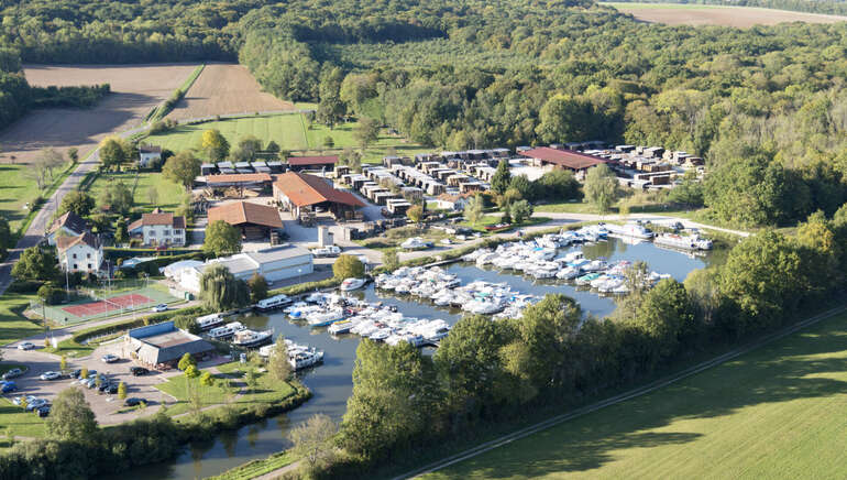 Saône Plaisance - Location de bateaux habitables