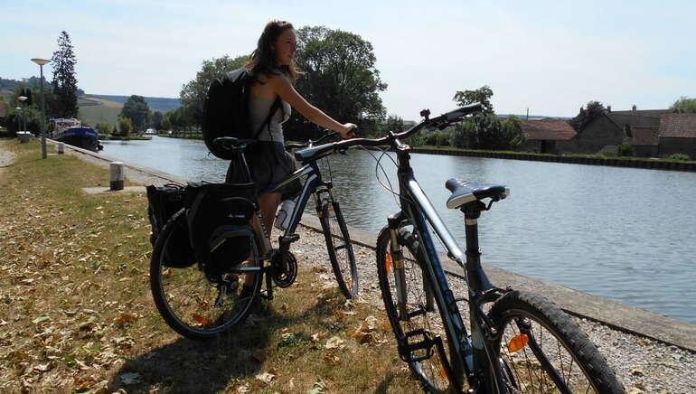 Vélovitamine - livraison vélo /dépôt canal