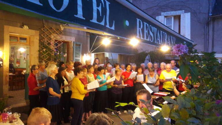 Hôtel-Restaurant du Morvan