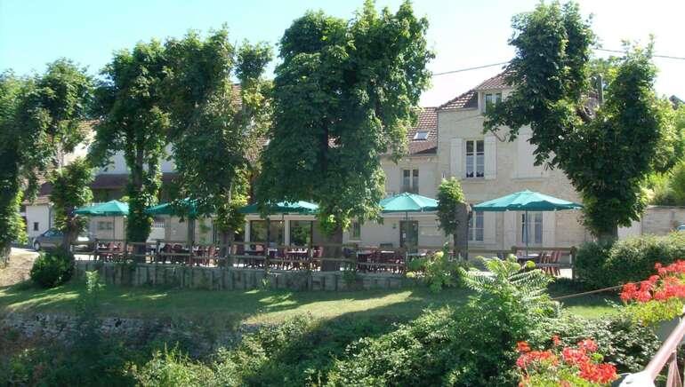 Hôtel de l'Ecluse n° 79