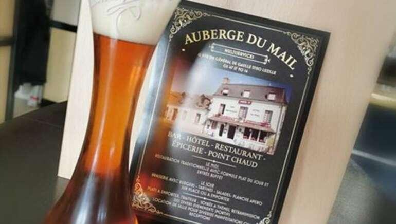 Restaurant l'Auberge du Mail