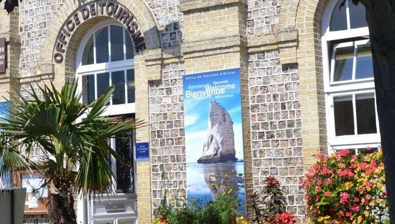 Le Havre-Etretat-Normandie Tourisme - Point Informations Etretat