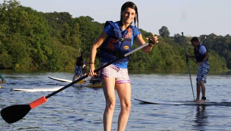 ANJOU SPORT NATURE - STAND UP PADDLE