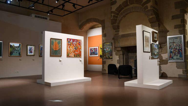 MUSÉE D'ART NAÏF ET D'ARTS SINGULIERS