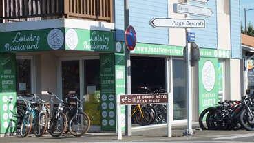 Cycles Loisirs' Boulevard