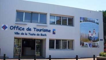 Office de Tourisme de La Teste de Buch