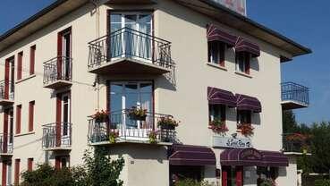 Hôtel Le Saint-Rémy Chalon Sud