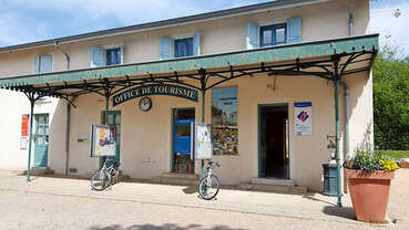 Office de Tourisme Mâcon Sud Bourgogne - BIT de Charnay-les-Mâcon
