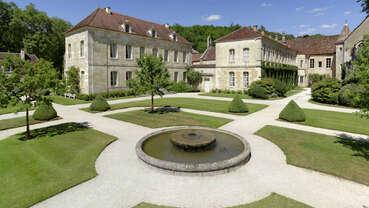 Jardins de l'Abbaye de Fontenay