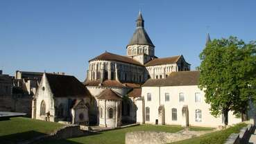 Le Prieuré de La Charité-sur-Loire