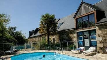 Hôtel Kastell Dinec'h - Minihy-Tréguier
