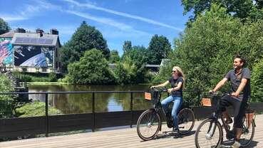 Holland Bikes La Gacilly