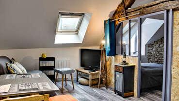 Les Coursives de Loire - appartement Paume de Meung