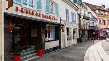 Hôtel le Beffroi