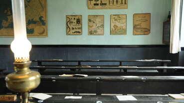Maison Ecole du Grand Meaulnes