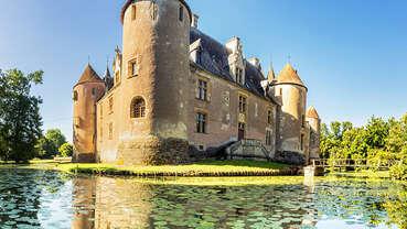Château et jardins d'Ainay Le Vieil