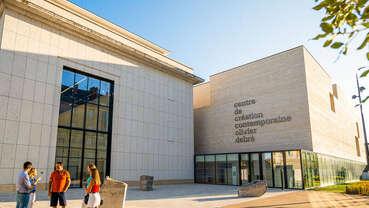 Centre de Création Contemporaine Olivier Debré CCCOD