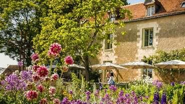 Jardin du presbytère de Chédigny