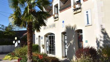 Office de tourisme Terres de Loire et Canaux - Bureau d'accueil de Briare
