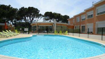 Montagnac Hôtel Les Rocailles