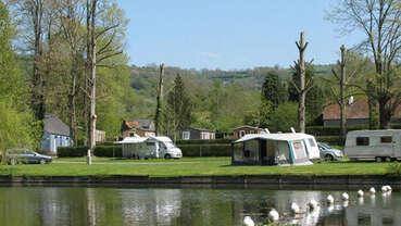 Camping des Rochers des Parcs - Clécy