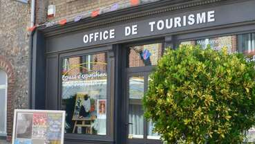 Office de tourisme intercommunal de Fécamp - Bureau d'accueil permanent d'Yport