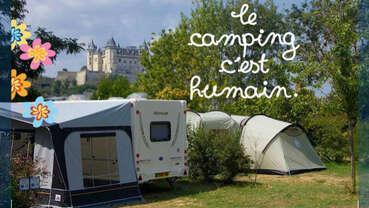 Flower Camping Ile d'Offard
